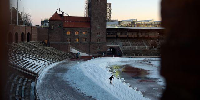 Stockholm stadion Naina Helén Jåma/TT / TT NYHETSBYRÅN