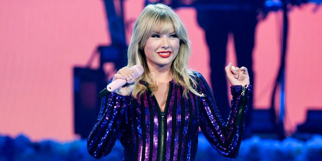 Taylor Swift.  Evan Agostini / TT NYHETSBYRÅN