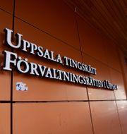 Uppsala tingsrätt, arkivbild.  Stina Stjernkvist/ TT / TT NYHETSBYRÅN