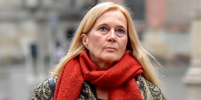Katarina Frostenson.  TT NEWS AGENCY / TT NYHETSBYRÅN