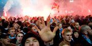 MFF-fans. EMIL MALMBORG / BILDBYRÅN