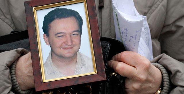 Sergej Magnitskij, som gett namn åt den amerikanska lagen. Alexander Zemlianichenko / AP