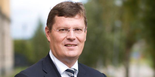 Mikael Öhlund, koncernchef på Umeå kommun. Pressbild