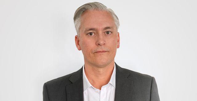 Patrik Hansson, vd Zazz Energy of Sweden AB. Zazz Energy of Sweden AB