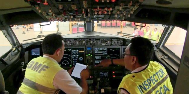 Piloter. TT NYHETSBYRÅN