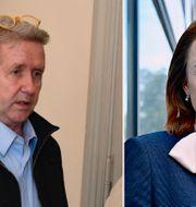 Martin Timell / Advokaten Hanna Lindblom.  TT
