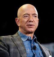 Jeff Bezos. John Locher / TT NYHETSBYRÅN