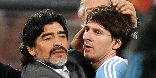 Messi jag foredrar att vinna vm