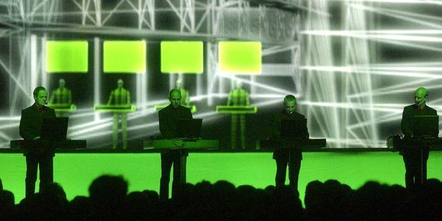 Kraftwerk. Fredrik Sandberg / TT / TT NYHETSBYRÅN