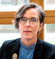 Helene Gestrin.  Pontus Lundahl/TT / TT NYHETSBYRÅN