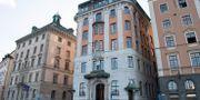 Kinneviks kontor på Skeppsbron.  Henrik Montgomery/TT / TT NYHETSBYRÅN