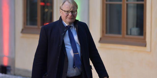 Peter Hultqvist (S) Anders Wiklund/TT / TT NYHETSBYRÅN