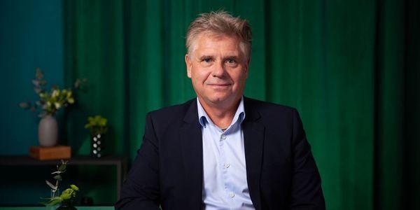 Greger Gustafson, pensionsexpert på Skandia.