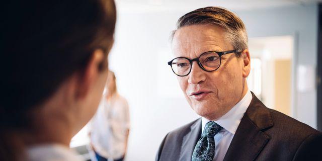 Göran Hägglund. Arkivbild. Erik Simander/TT / TT NYHETSBYRÅN