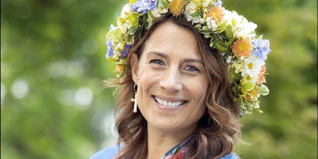 Jill Johnson.  Micke Grönberg/Sveriges Radio.
