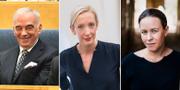 Lars Leijonborg, Sofia Arkelsten och Maria Wetterstrand är några av de ex-politiker som numera jobbar inom pr-branschen. TT