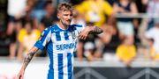 IFK Göteborgs Sebastian Eriksson. KRISTER ANDERSSON / BILDBYRÅN