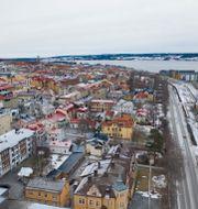 Östersund. Arkivbild. Fredrik Sandberg/TT / TT NYHETSBYRÅN