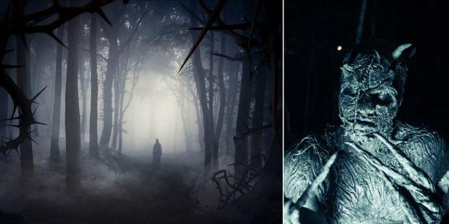Skogen har premiär 11 oktober. Liseberg