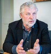 Peter Eriksson (MP). Tomas Oneborg/SvD/TT / TT NYHETSBYRÅN