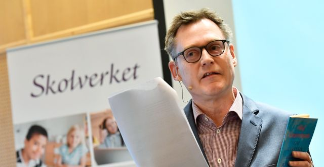 Peter Fredriksson. Jonas Ekströmer/TT / TT NYHETSBYRÅN