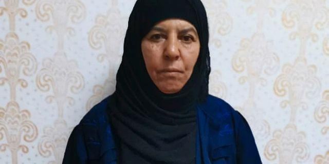 Den 65-åriga systern, känd under namnet Rasmiya Awad.  TT NYHETSBYRÅN