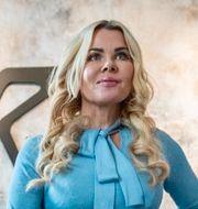 Pernilla Nyrensten, vd på Revolution Race.  TT