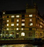 Regeringskansliet Rosenbad i centrala Stockholm. Henrik Montgomery / TT / TT NYHETSBYRÅN