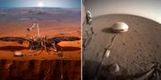 NASA:s bilder från Mars. TT