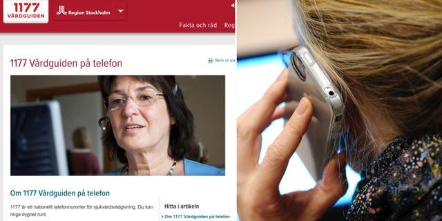 Illustrationsbild.  Vårdguiden / TT