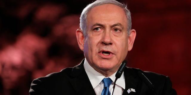 Benjamin Netanyahu Abir Sultan / TT NYHETSBYRÅN