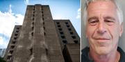 Häktet Metropolitan Correctional Center i New York/Jeffrey Epstein. TT