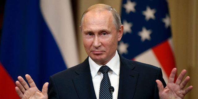 Vladimir Putin. Jussi Nukari / TT / NTB Scanpix