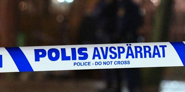 Polishus utsatt för hot – granater låg på trappan ƒPlus