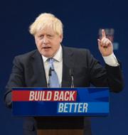 Boris Johnsons tal under Torypartiets konferens möttes av applåder och jubel, men landets företagare var inte lika imponerade. TT
