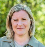 Emma Eliasson. Anders Alm/Sveriges Radio.