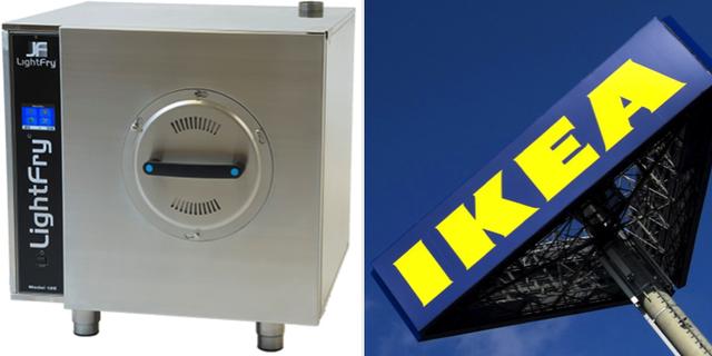 Ikea drar tillbaka annonser i ungern