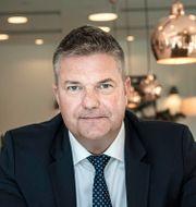 Anders Danielsson. Malin Hoelstad/SvD/TT / TT NYHETSBYRÅN