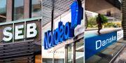 SEB, Nordea och Danske Bank har alla pekats ut i olika härvor den senaste tiden.