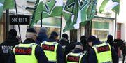NMR vid en demonstration i Jönköping.  TT / TT NYHETSBYRÅN