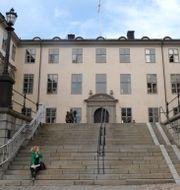 Arkivbild: Svea hovrätt på Riddarholmen i Stockholm.  Fredrik Sandberg / TT / TT NYHETSBYRÅN