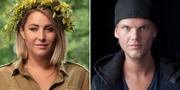 """Molly Sandén och Tim """"Avicii"""" Bergling. Mattias Ahlm/Sveriges Radio/TT"""