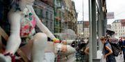 Shopping i Berlin. Illustrationsbild. Jessica Gow/TT / TT NYHETSBYRÅN