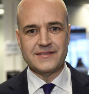 Fredrik Reinfeldt Henrik Montgomery/TT / TT NYHETSBYRÅN