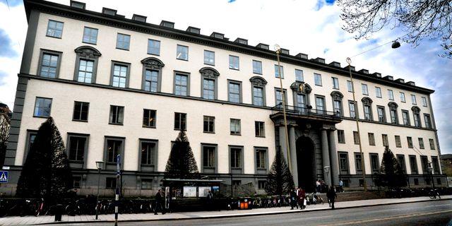 Hasse Holmberg / TT / TT NYHETSBYRÅN