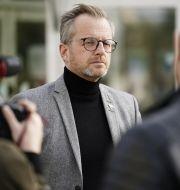 Mikael Damberg (S).  Björn Larsson Rosvall/TT / TT NYHETSBYRÅN