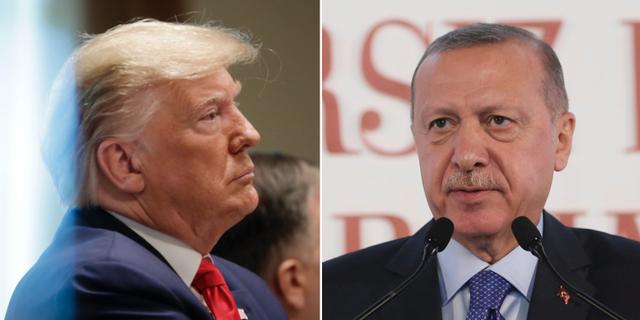 Trump/Erdogan. TT