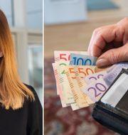 Emma Persson, privatekonom på Länsförsäkringar. Länsförsäkringar och TT.