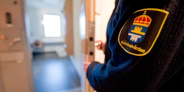 Arkivbild. Häkte. ADAM IHSE / EXPONERA / TT NYHETSBYRÅN