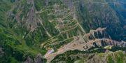 Bayburt Of Yolu har utsetts till Europas farligaste väg. Shutterstock